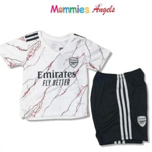 Arsenal Kids 2-8 Uniform