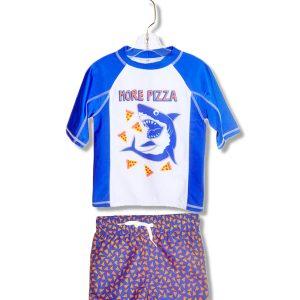 Pizza Shark Boys Swim Set