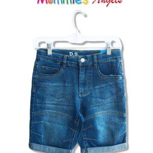 Aeropostale Detailed Lining Boys Denim Shorts Jeans