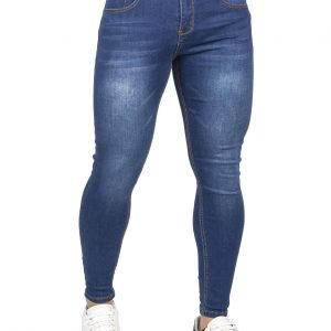Premium Denim Super Skinny Carrot Fit Jeans