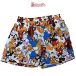 Mickey Mouse Mens Beach Shorts