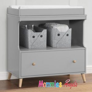Nesse Convertible Changing Table with Drawer