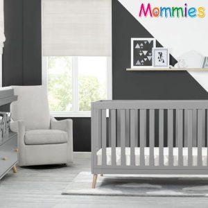 Nesse 4-in-1 Convertible Crib